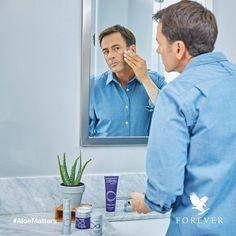 Infinite skincare For Men from Forever Living