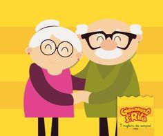 #festa dei #nonni #love #family #grandad #grandmum