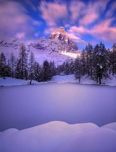 dranilj1:  Matterhorn, The Alps