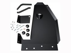Rock Hard 4x4 Oil Pan, Transmission Skid Plate