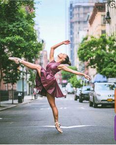 Street Ballet, Kylie, Running, Instagram Posts, Ballerinas, Pointe Shoes, Keep Running, Why I Run