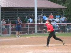 The Boy pitching