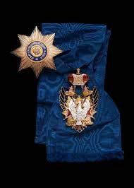 Image result for Order of St. Andrew