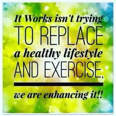 A lot of people think that using these products alone will get you fit fast, I will admit that results are seen pretty quickly but you can't just slap on a wrap and eat a double cheese burger and sip on a large soda in the process and expect to loose 10 inches off your gut... achieving your weight loss goals takes hard work and dedication, these products help enhance your healthy eating and exercise, but if you really want to eat that cheese burger I suggest grabbing a bottle of fat…