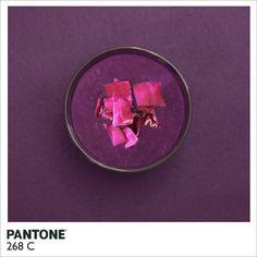 Pantone Food by Alison Anselot