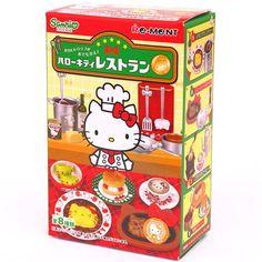Hello Kitty Restaurant Re-Ment miniature blind box