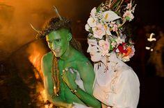 Beltane Fire Festival 2012 - Performance by Beltane Fire Society Celtic Festival, Fire Festival, Magick, Witchcraft, Favourite Festival, Celtic Mythology, Roman Holiday, Beltane, Chilly Weather