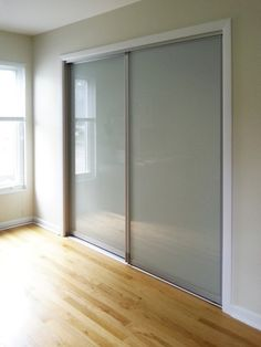 Servicing Chicago since 1972 with sliding glass closet doors at factory direct prices. Check out all of our high-quality sliding glass Raumplus closet doors and set up a free consultation with one of our product knowledge experts! Glass Closet, Doors, Sliding Glass Closet Doors, Bifold Doors, Sliding Closet Doors, Mirror Door, Spacious, Frosted Glass, Glass Mirror