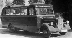 Mercedes Benz O 2600 1936