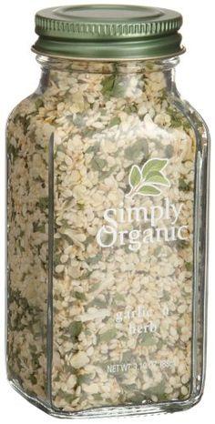 Simply Organic Garlic 'n Herb Certified Organic, « Lolly Mahoney