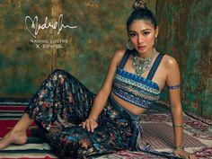 Nadine is Lustrous Nadine Lustre Ootd, Filipina Actress, Creative Shot, Princess Photo, Jadine, Asian Hair, Enjoying The Sun, Crochet Top, Cool Hairstyles