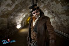 #steampunk #halloween #behorror #costumes