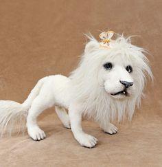 White Lion By Jelena K. - Bear Pile