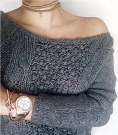 Knits and Gold our #faves #anarchystreet