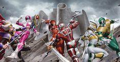 Mighty Morphin Power Rangers, Korean Artist, Deadpool, Marvel, Superhero, Studios, Artwork, Fictional Characters, Work Of Art