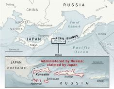 On a Russian outpost in the Pacific, fear and fantasies of a Japanese future - The Washington Post