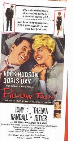 Pillow Talk 11x17 Movie Poster (1964)