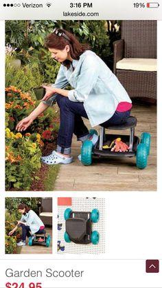 Want! Gardening ...