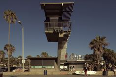 la jolla shores lifeguard tower documented in film by jeff durkin