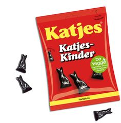 Oh how I love these black licorice cats imported from Germany....my favorite!!!