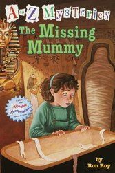 The Missing Mummy (A to Z Mysteries Series by Ron Roy, John Steven Gurney (Illustrator) Kids Book Series, Magic Treehouse, Mystery Series, Reading Levels, Chapter Books, Book Reader, Paperback Books, Book Lovers, My Books
