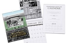 Liverpool FC Calendar by BRAND from £14.99 - The Wedding Gift Company