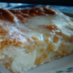 CHEESE DANISH - perfect for campfire Dutch oven cooking!
