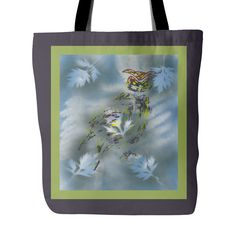 #3 Great Horned Owl Tote Bag