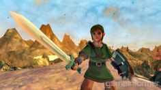 awesome Legend Of Zelda: Skyward Sword Downloadable On Wii U These days