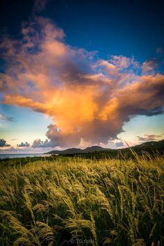 Sunrise - Vieques Island, Puerto Rico