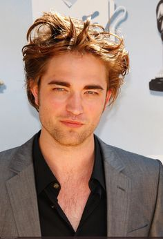 Robert Pattinson at 2008 MTV Movie Awards