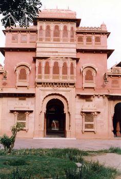 Gajner Palace, Bikaner, India