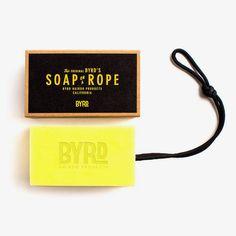 Soap on a roap van Byrd