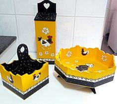 Kit cozinha por Marisa Artes