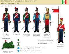 les 3 derniers régiments de ligne et trois unités de création récente.
