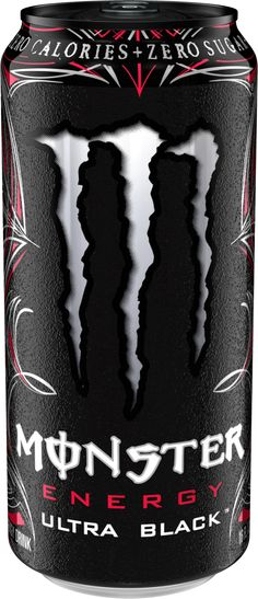Monster Ultra | Monster Energy. Sweet and tangy cherry flavor