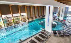 Zahrejte sa v Relax Aqua & Spa v Trnave s vodným svetom a wellness