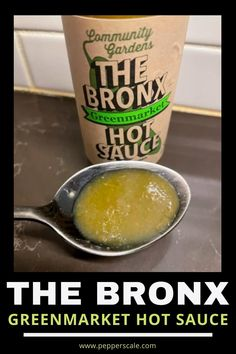 The Bronx Greenmarket Hot Sauce hits a lot of the right notes with its simple ingredients list, providing a sweet, earthy, and tangy flavor to the table. #thebronxgreenmarkethotsauce #hotsaucereview #hotsauce #thebronxhotsauce