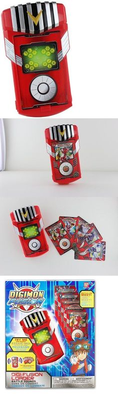 Other Digimon Toys 7113: Digimon Fusion Digifusion Loader -> BUY IT NOW ONLY: $57.3 on eBay!