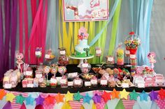 "Photo 3 of 121: Lalaloopsy Party / Birthday ""Evie's 6th Lalaloopsy Party"" 
