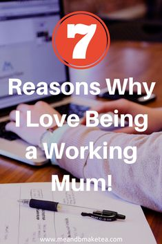 Here i share the reasons why i love being a working mum! I've shared some of my reasons for going back to work after maternity leave. Are you a working parent or did it make sense to stay at home?