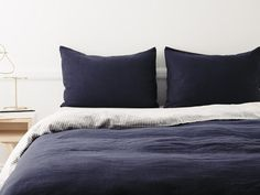 This bedding is is well-crafted, high-end pure linen sheets and bedding for the…