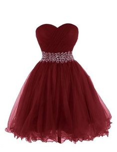 Simple Prom Dresses, burgundy homecoming dress wine red homecoming dresses beading homecoming gowns cute party dress short prom dress sweet 16 dress sparkly homecoming dresses new style cocktail gown Sexy Formal Dresses, Burgundy Homecoming Dresses, Cute Dresses For Party, Hoco Dresses, Short Bridesmaid Dresses, Prom Party Dresses, Dance Dresses, Ball Dresses, Pretty Dresses
