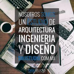 Visit our website www.baustudio.com.mx