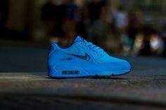 Nike Air Max 90 GS   Photo Blue / Deep Royal Blue