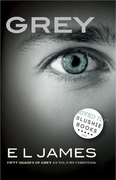 @the50shadeslive the GREY book by E L James. Have you read it yet? #Grey #ChristianPOV #BOOK