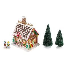 """Department 56: COLLECTING - """"Mrs. Claus' Cookie Supplies"""" - New Introductions"""