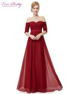 Vestidos de gala femeninos