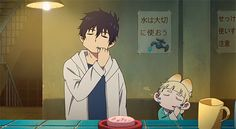 The Blue Exorcist anime movie is screening in 7 cities in the US this weekend - NeoGAF
