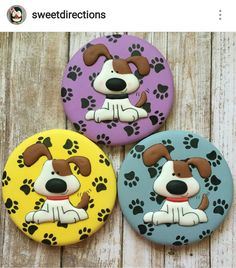 dog cookies...@sweetdirections.